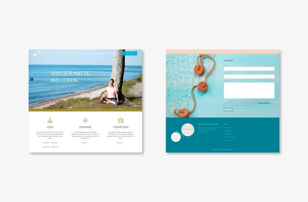 Yoga Gesundheitspraxis Website 3