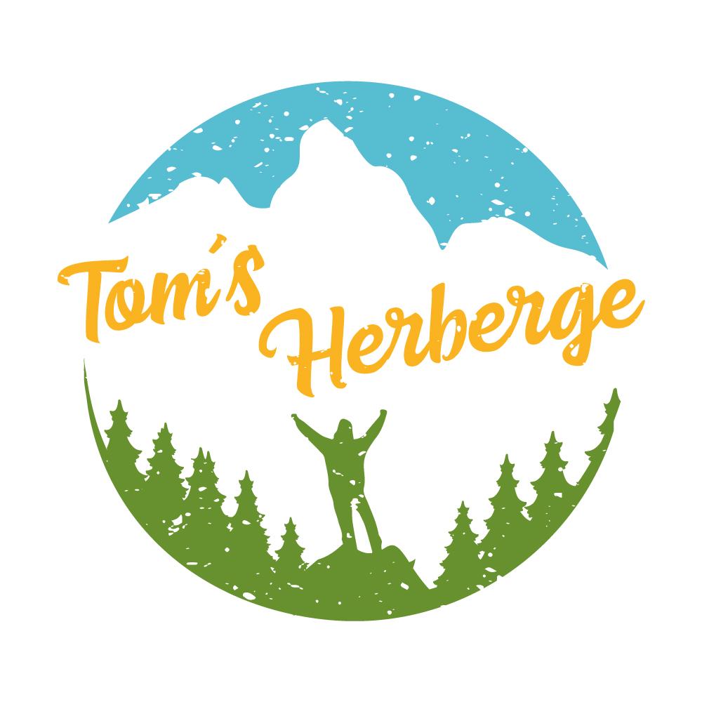 Toms Herberge Logo