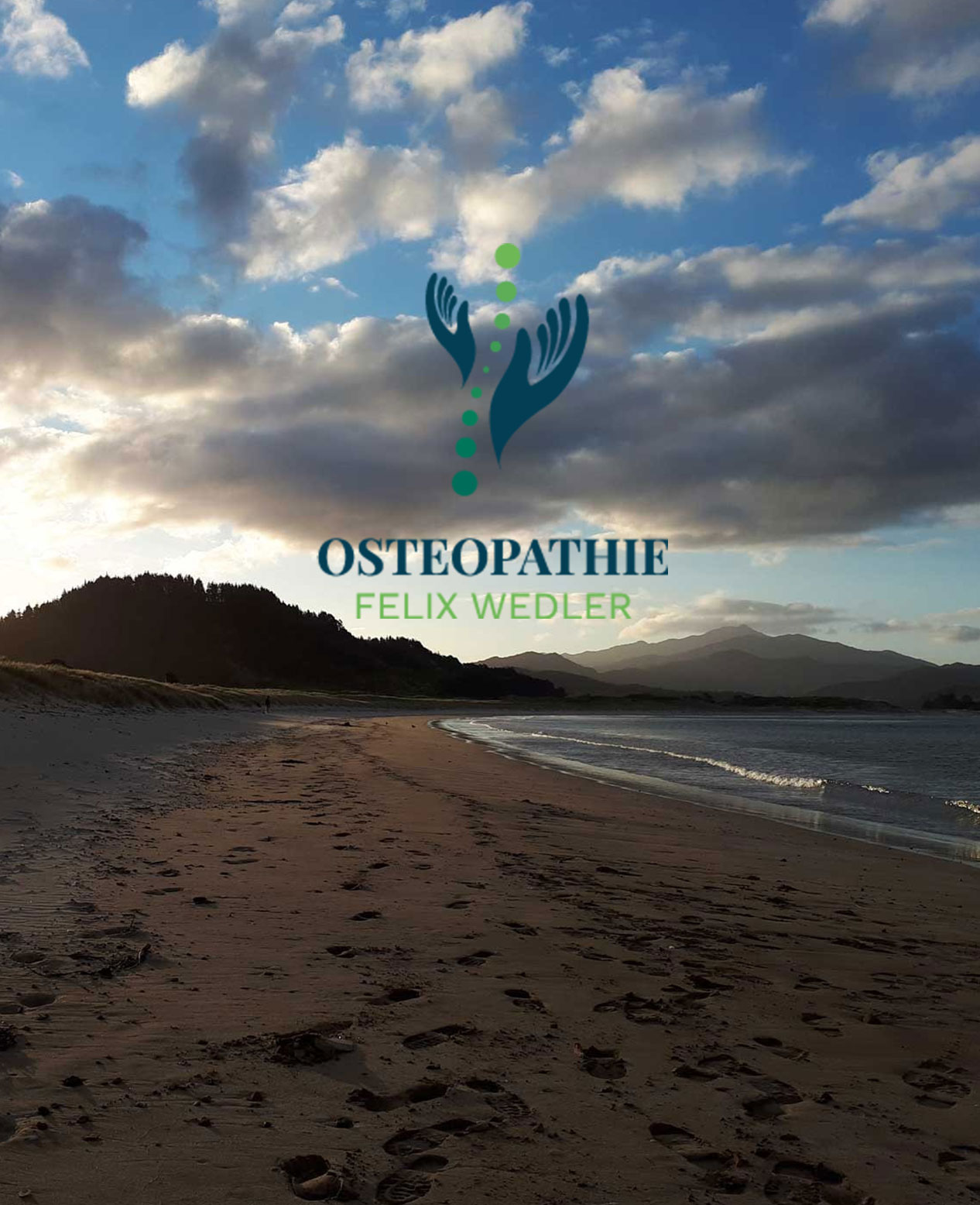 Osteopathie Felix Wedler Referenz