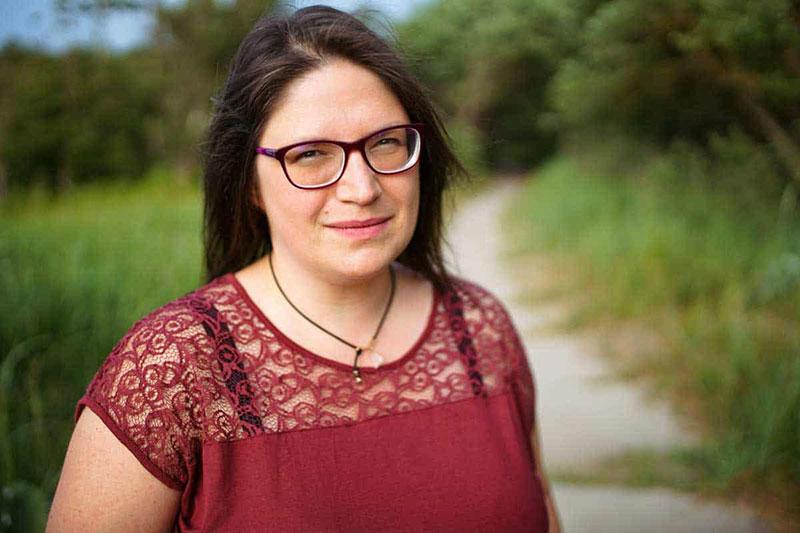 Stephanie - Portrait Nahaufnahme