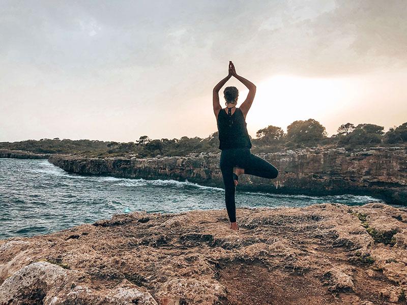 Vivien - Yoga